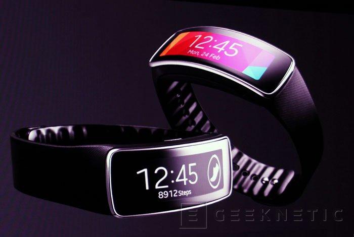 Samsung Gear 2 y Gear Fit, Imagen 3