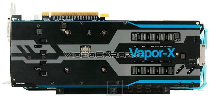 Sapphire tiene lista una Radeon R9 290X con 8 GB de memoria, Imagen 2