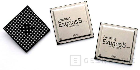 Samsung anuncia nuevos procesadores Exynos para móviles, Imagen 2