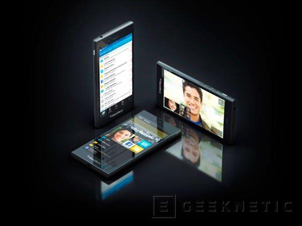 BlackBerry también va a por las gamas económicas con su Z3, Imagen 2