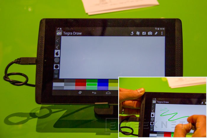 NVIDIA Tegra Note 7, ahora con LTE, Imagen 1