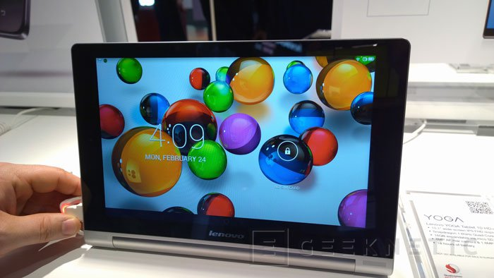 Lenovo Yoga Tablet 10 HD+, Imagen 1