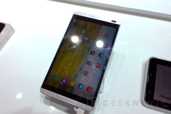 Huawei Media Pad M1, Imagen 1