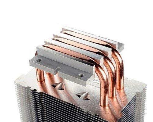 Enermax ETS-N30, nuevo disipador con heatpipes de contacto directo, Imagen 1