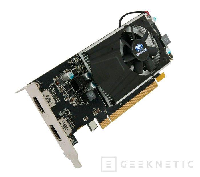 Sapphire presenta una Radeon R7 240 de perfil bajo, Imagen 1
