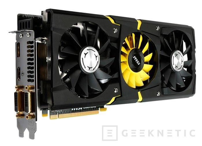 MSI presenta su Radeon R9 290X Lightning, Imagen 2
