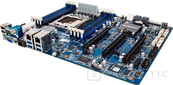 Llega la primera placa base LGA2011 con conectividad Ethernet de 10 Gbps , Imagen 1