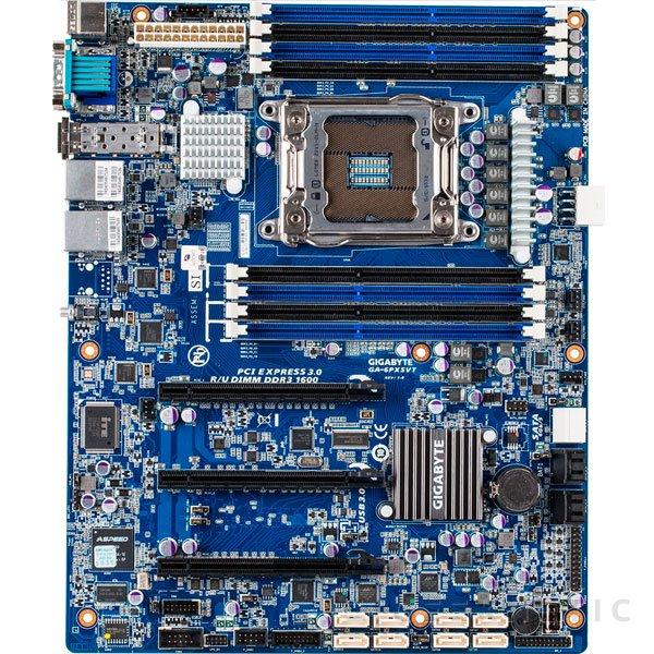 Llega la primera placa base LGA2011 con conectividad Ethernet de 10 Gbps , Imagen 2