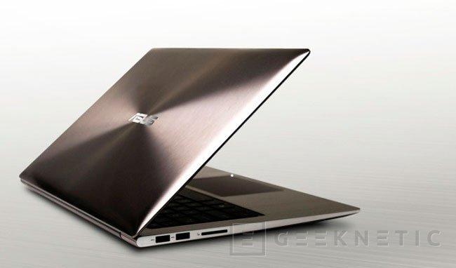 ASUS trabaja en un nuevo Ultrabook de 13,3