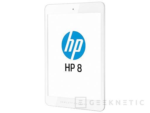 HP lanza por sorpresa un tablet económico de 170 Dólares, Imagen 1