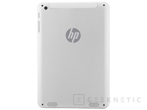 HP lanza por sorpresa un tablet económico de 170 Dólares, Imagen 2