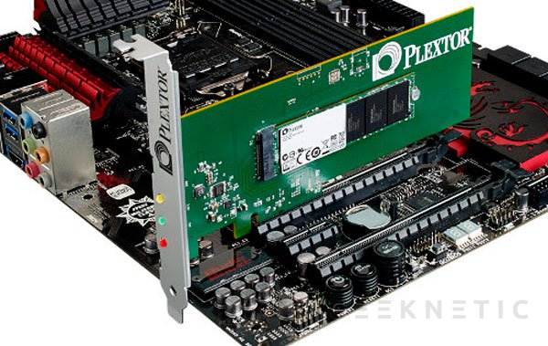 Plextor prensenta su serie de SSD M6 de alto rendimiento en múltiples formatos, Imagen 3