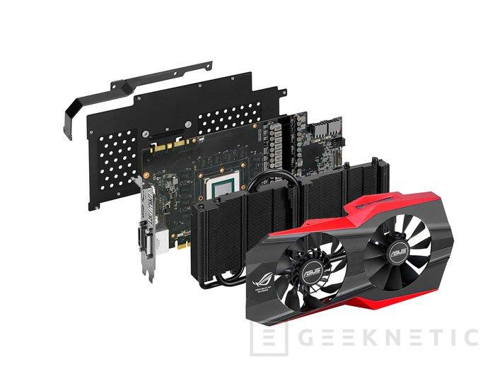 ASUS lanza la ROG MATRIX GTX 780 Ti Platinum para los overclockers más exigentes, Imagen 3