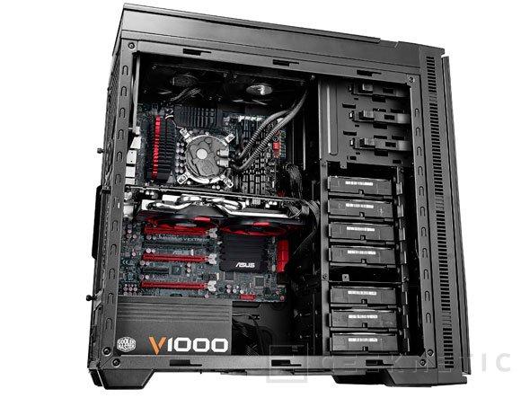 Cooler Master mantiene su apuesta por las torres silenciosas para PC con la nueva Silencio 652S, Imagen 1