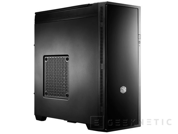 Cooler Master mantiene su apuesta por las torres silenciosas para PC con la nueva Silencio 652S, Imagen 3