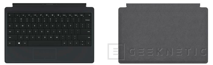 La nueva Power Cover de Microsoft aumenta la autonomía de los tablets Surface, Imagen 1