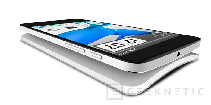 El ZTE Grand S EXT también se suma a la moda de las pantallas curvas, Imagen 1