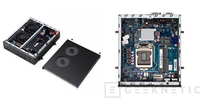 Shuttle consigue integrar un Intel Core i7 Haswell en su nuevo mini PC DS81, Imagen 3