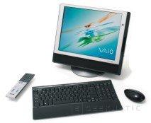 Nuevo VAIO PCV-V100G de Sony, Imagen 1