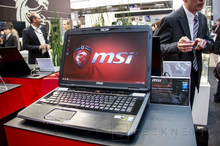 Los nuevos MSI GT70 y GT60 Dominator Pro traen bajo el brazo la GPU más potente del mercado, Imagen 1