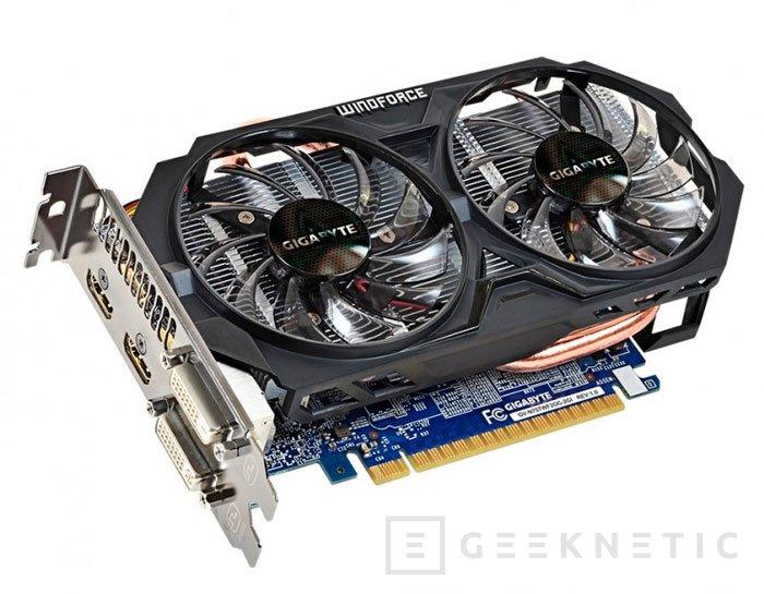 Gigabyte aumenta aún más las velocidades de su GTX 750 Ti  , Imagen 1