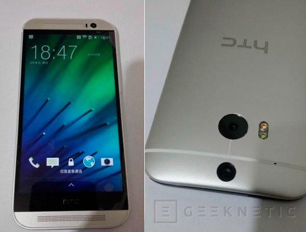 El nuevo HTC One llevará un Snapdragon 801, pantalla FullHD y doble cámara, Imagen 1