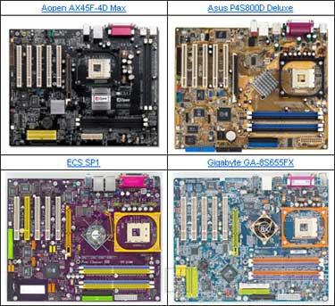 Chipset SiS655FX de gran flexibilidad DRAM, Imagen 1