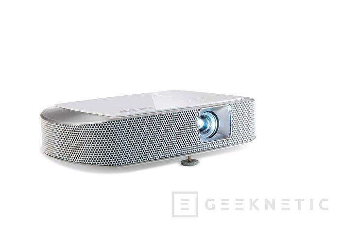 El nuevo proyector compacto de ACER hará que nos olvidemos de los cables, Imagen 1