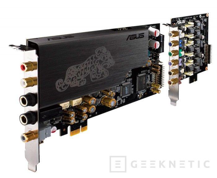 ASUS mantiene su apuesta por el sonido de calidad con dos nuevas tarjetas de sonido Essence STX II, Imagen 2