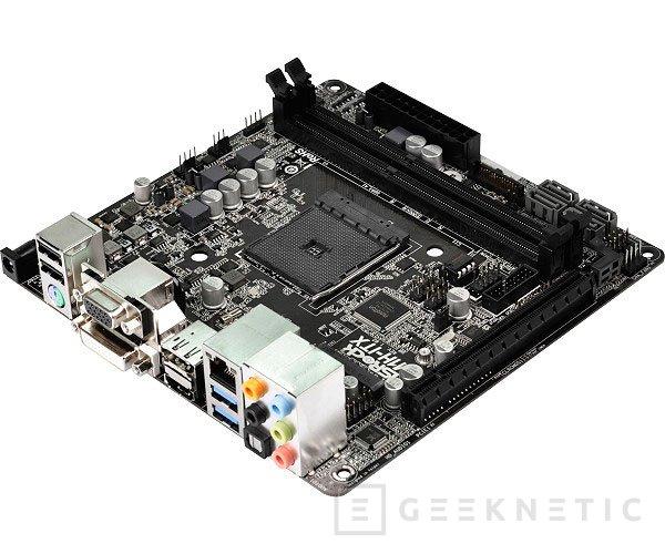 ASRock también apuesta por la nueva plataforma económica AM1 de AMD con tres nuevas placas, Imagen 2