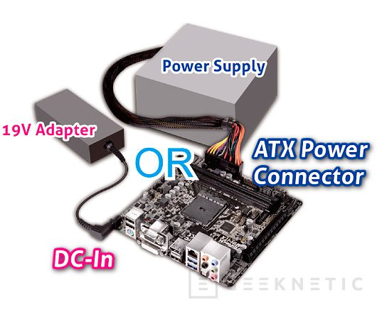 ASRock también apuesta por la nueva plataforma económica AM1 de AMD con tres nuevas placas, Imagen 3