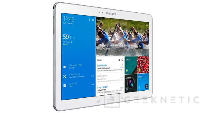 Desvelados los precios oficiales de las nuevas Samsung Galaxy Pro, Imagen 2