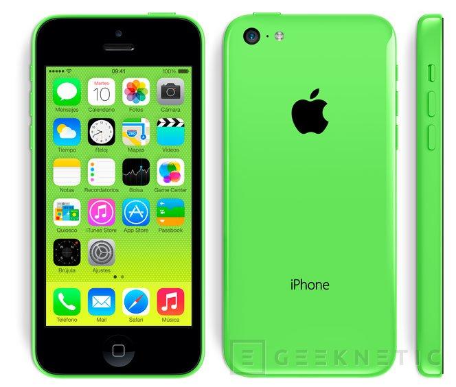 Apple intenta aumentar las ventas de su iPhone 5C con una versión de 8 GB, Imagen 2