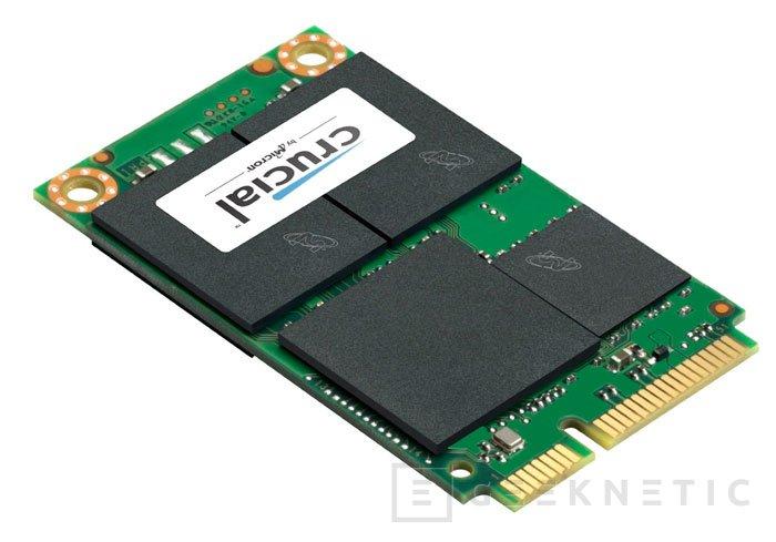 La nueva familia de SSD Crucial M550 ofrece hasta 1 TB y diversos formatos, Imagen 2