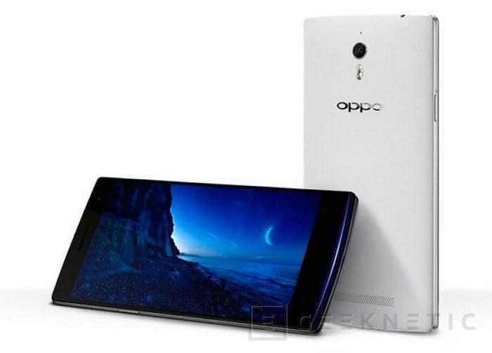 Oppo se adelanta a todos y lanza el primer Smartphone con pantalla 2K, Imagen 1