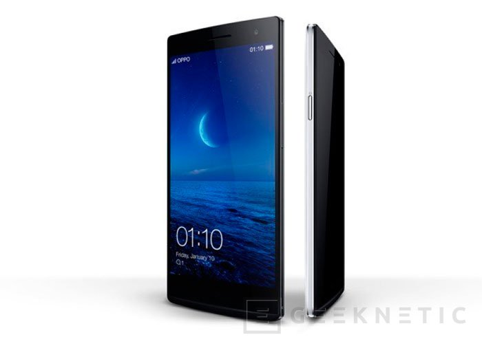 Oppo se adelanta a todos y lanza el primer Smartphone con pantalla 2K, Imagen 2