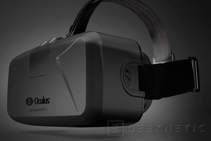 Oculus actualiza sus gafas de realidad virtual con más resolución y numerosas mejoras, Imagen 2