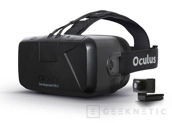 Oculus actualiza sus gafas de realidad virtual con más resolución y numerosas mejoras, Imagen 1
