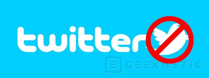 Turquía bloquea el acceso a Twitter, Imagen 1