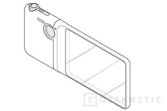 La nueva patente de Samsung desvela cámaras con pantalla transparente, Imagen 1