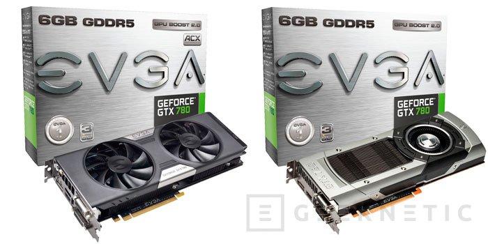 EVGA da una segunda vida a las GTX 780 al añadirles 6 GB de memoria GDDR5, Imagen 1