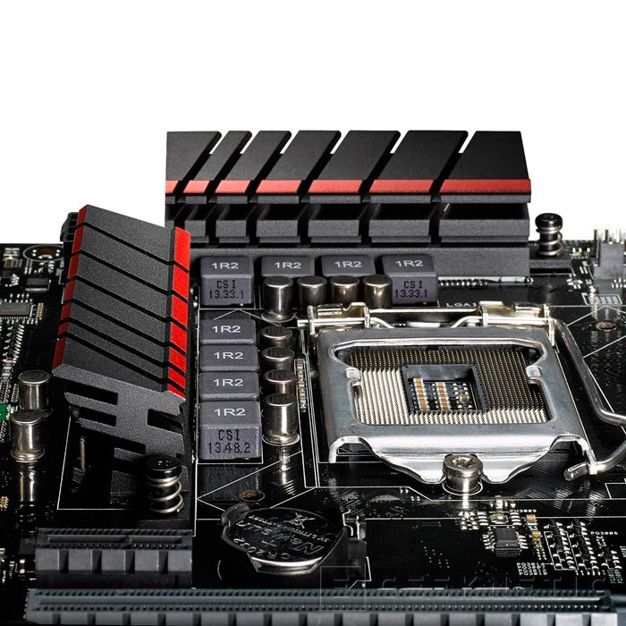 La nueva ASUS B85-Pro Gamer lleva a todos los bolsillos las placas gaming, Imagen 2