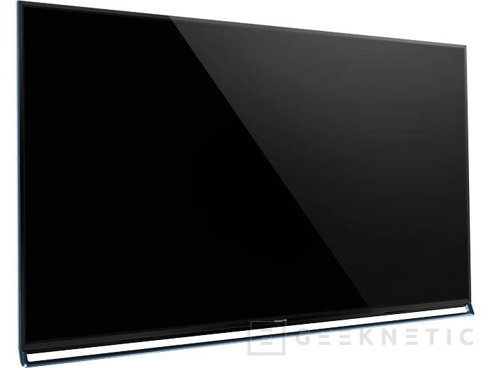 Panasonic también adopta los 4K en su exclusiva gama alta de televisores, Imagen 3