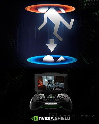 NVIDIA rebaja su SHIELD y anuncia la llegada del famoso juego Portal, Imagen 1