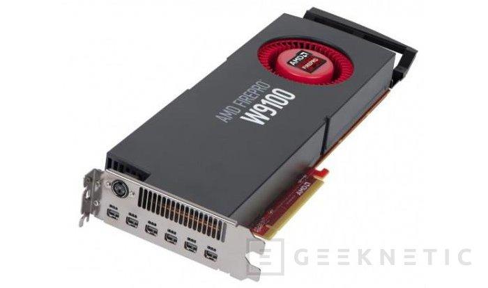 AMD presenta la nueva FirePro W9100, Imagen 1