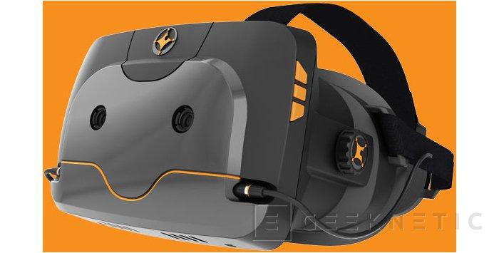 """Oculus VR encuentra competencia en el """"Totem"""" de True Player Gear, Imagen 1"""
