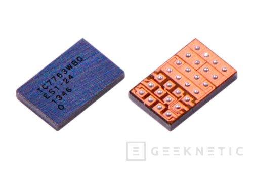 Toshiba quiere que nos olvidemos para siempre de los cables con su nuevo chip de carga inalámbrica, Imagen 1