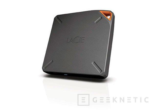 LaCie aumenta hasta los 2 TB la capacidad de su disco inalámbrico, Imagen 1