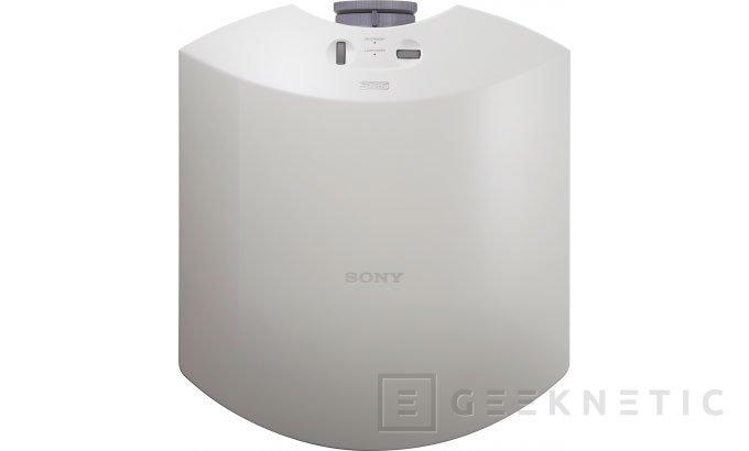 El nuevo proyector 3D Sony VPL-HW40ES permite montar un sistema de cine en casa asequible, Imagen 2