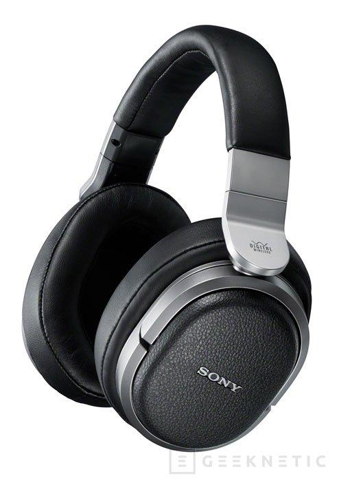Los auriculares inalámbricos Sony MDR-HW700DS son los primeros en incorporar sonido 9.1, Imagen 1